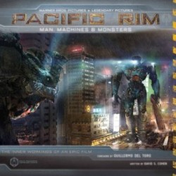 Review of Pacific Rim: Man, Machines & Monsters