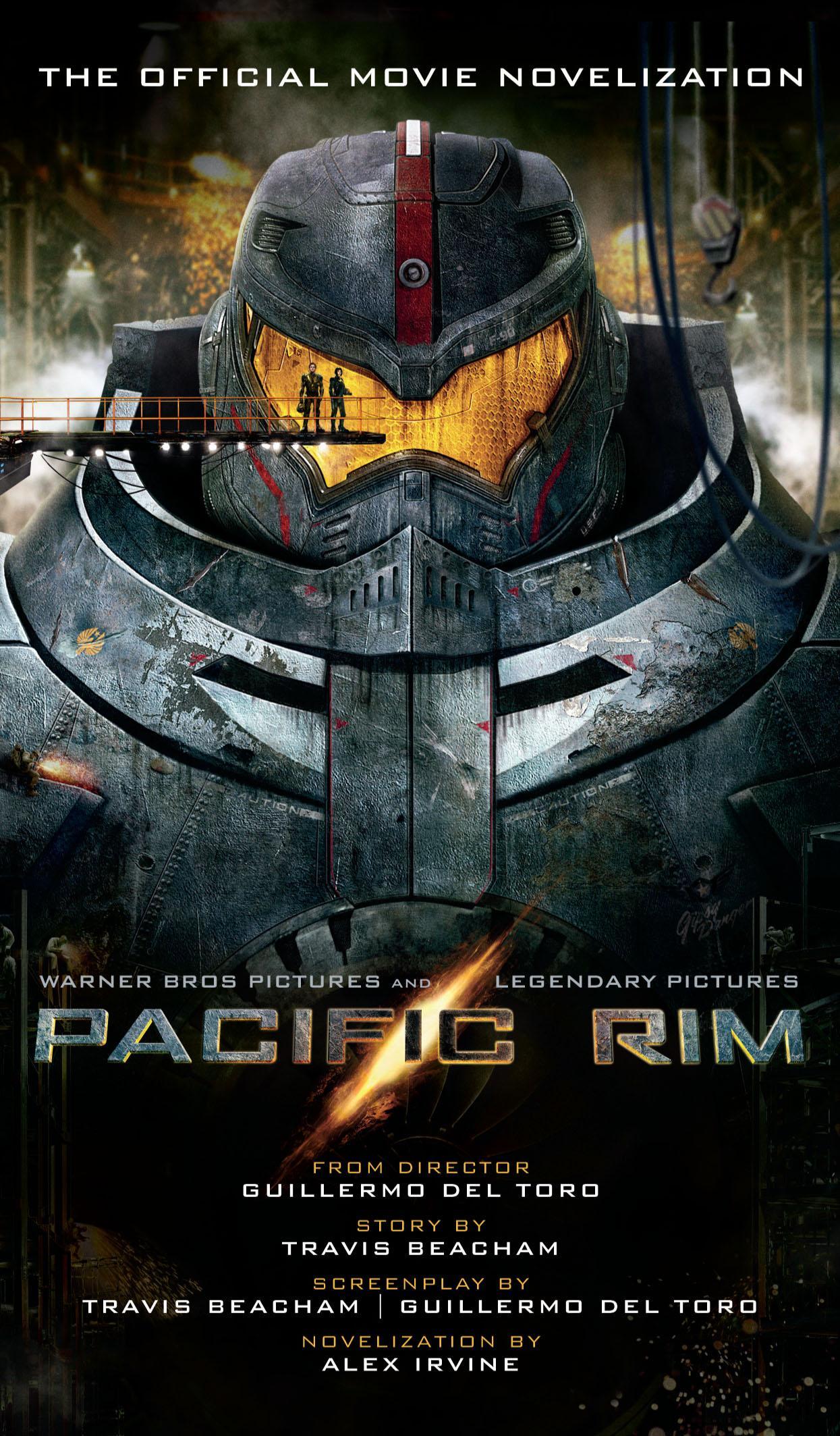 Pacific Rim novel