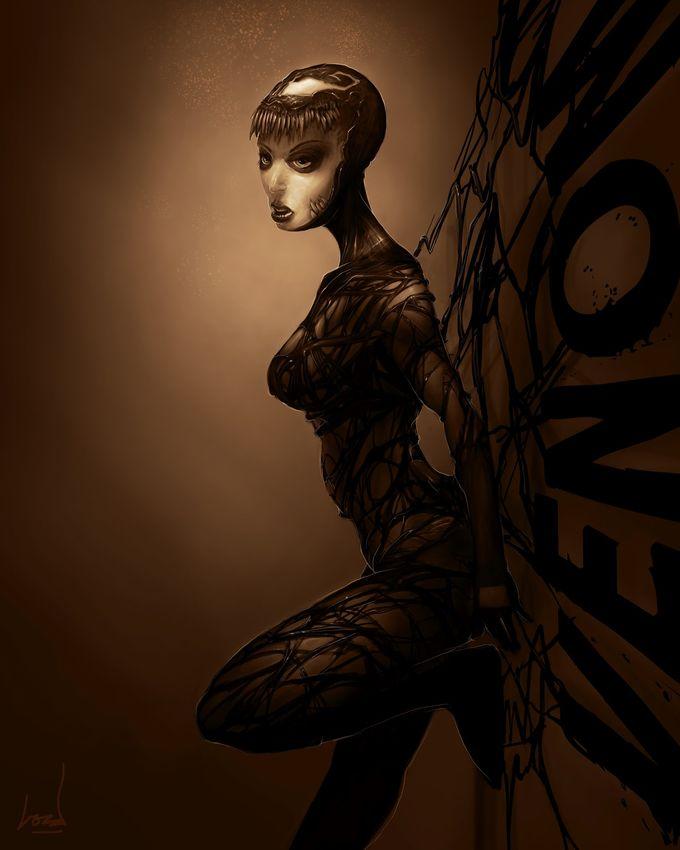 Venom Girl