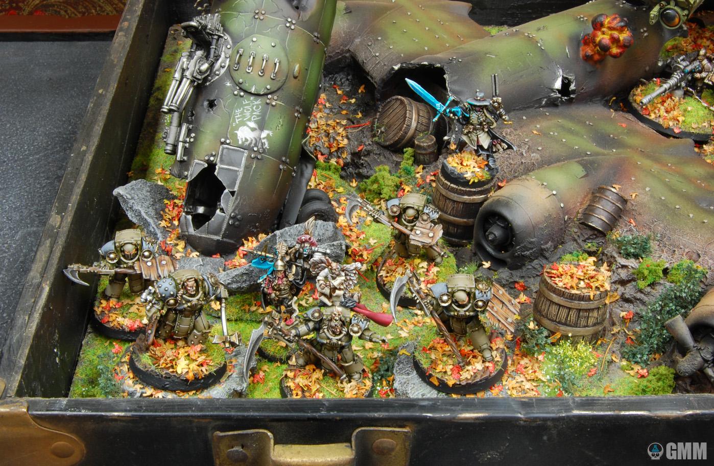 Warhammer 40K army 2