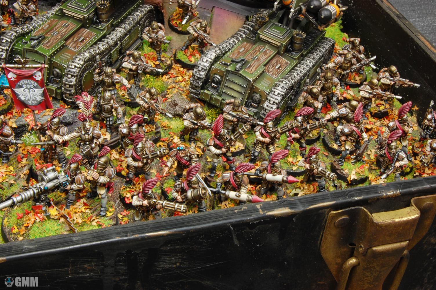 Warhammer 40K army 3