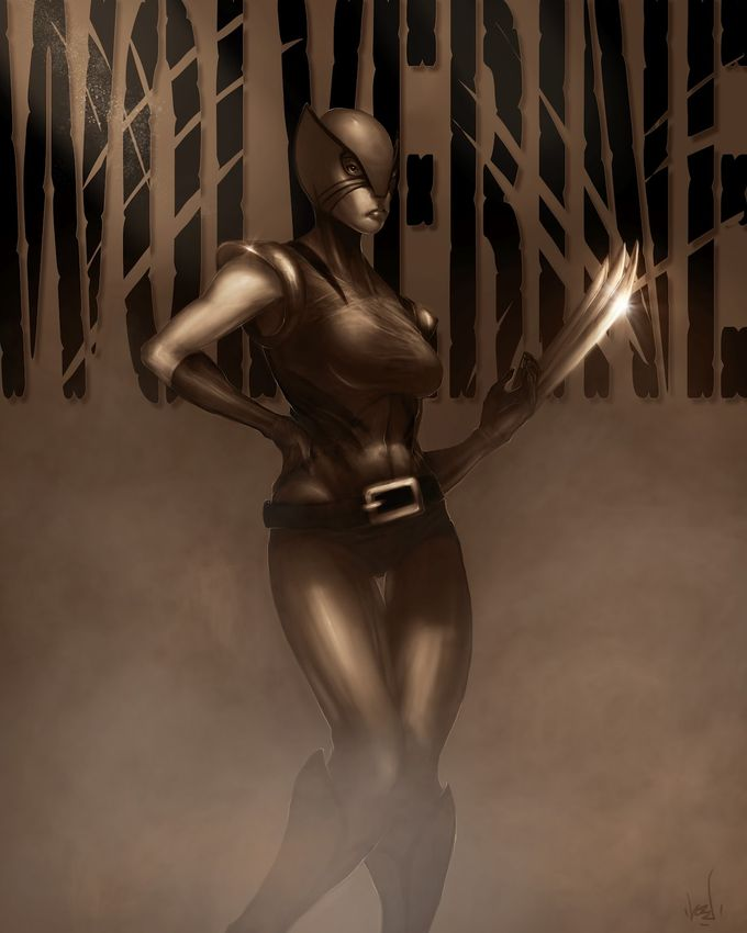 Wolverine Girl