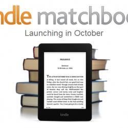Amazon launch Kindle Matchbook