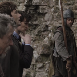 Don't miss the deleted scene from The Day of the Doctor