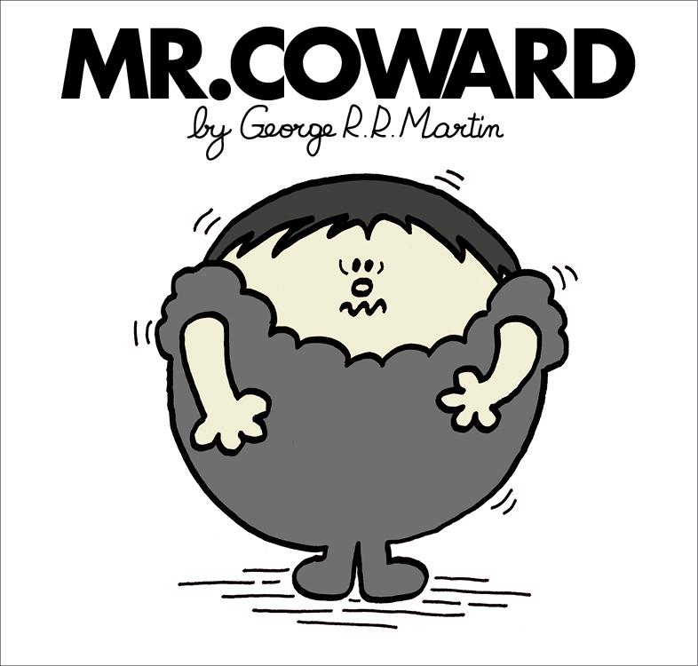 Mr Coward