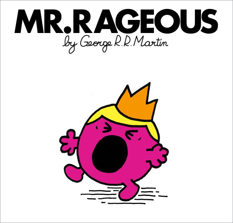 Mr Rageous