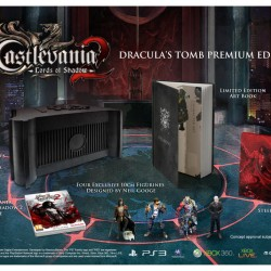 Castlevania: Lords of Shadow 2 special editions
