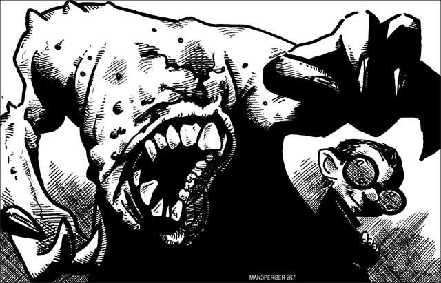 monsters-looming