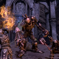 Latest screen shots from The Elder Scrolls Online