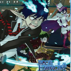 Don't piss off Satan: A review of Blue Exorcist part 2