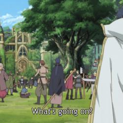Irregular Reconnaissance: Anime #3