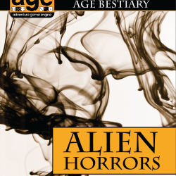 Bring on the Eldritch: A Review of AGE Bestiary – Alien Horrors