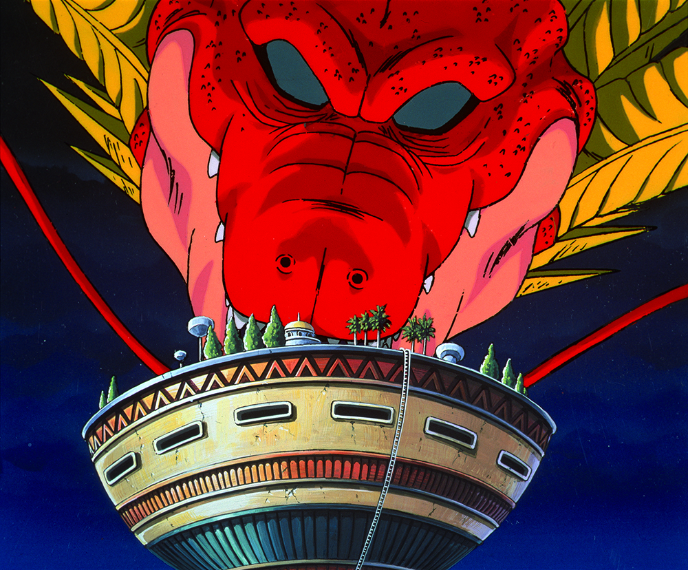 the countdown to oblivion dragon ball gt review