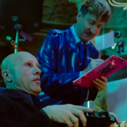Official trailer for Terry Gilliam's The Zero Theorem