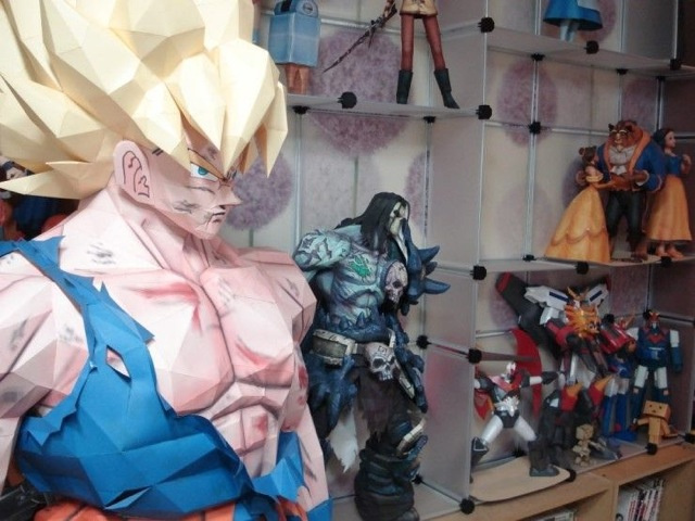 171 Pages Of Impressive Dragon Ball Origami