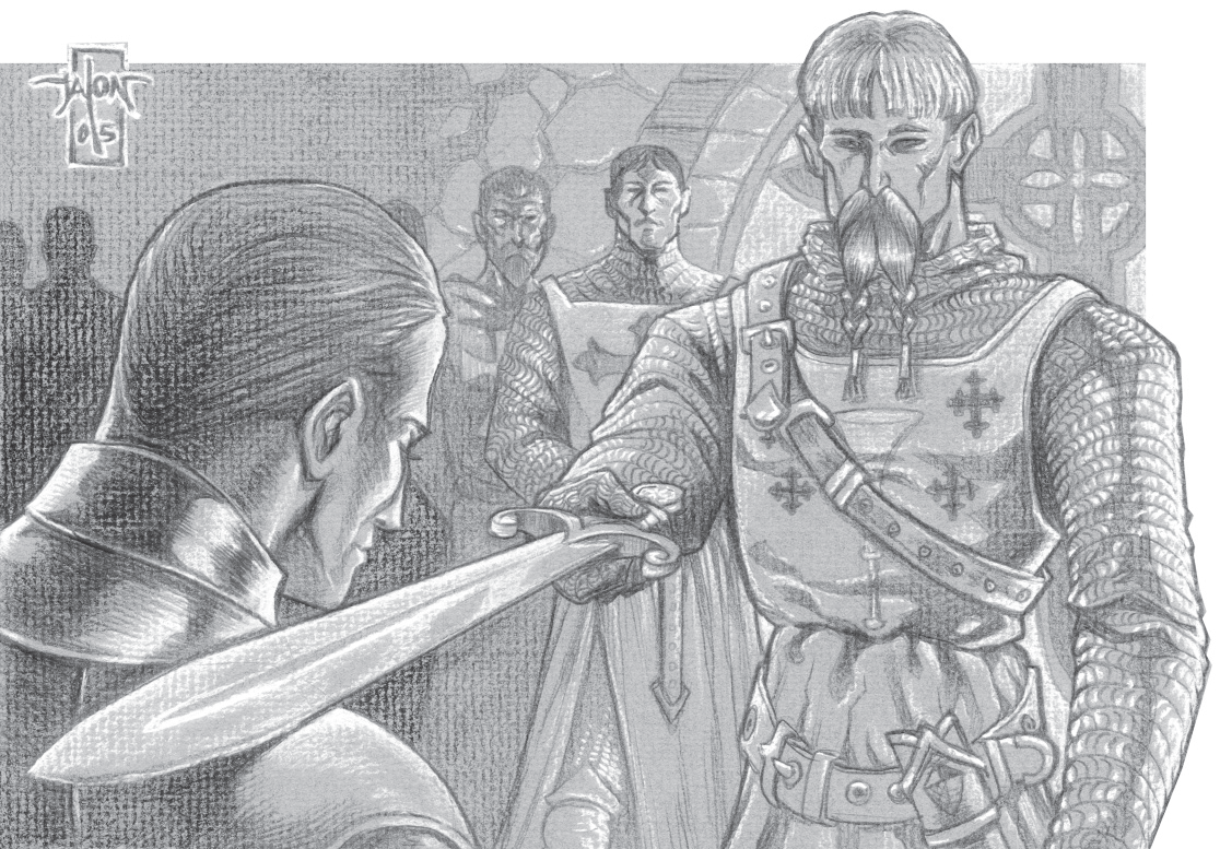 King arthur pendragon, by greg stafford 5. 1 edition nocturnal.