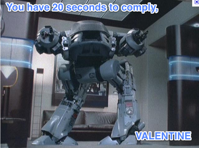 20 seconds to comply