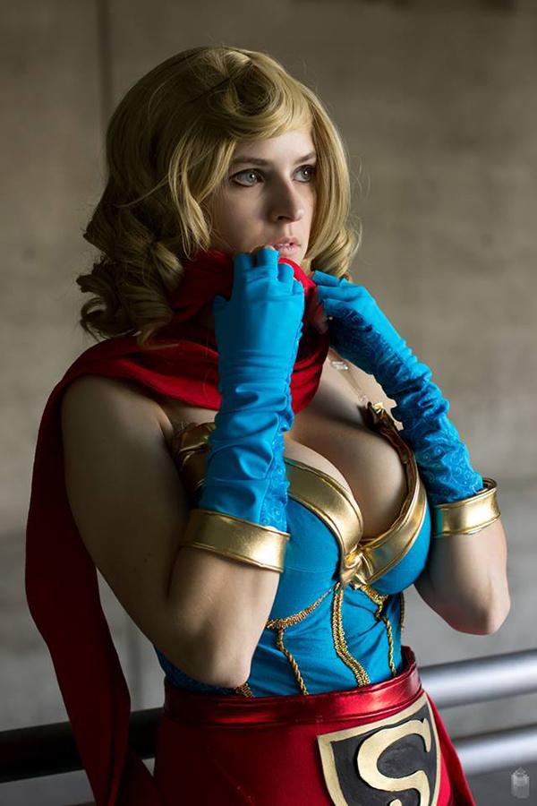 Bombshell Supergirl 2
