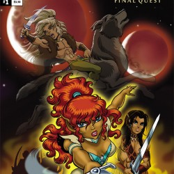 Back after 7 years: ElfQuest – The Final Quest