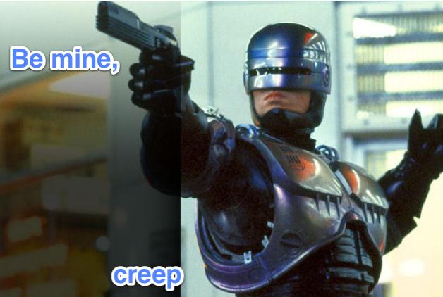 be mine creep