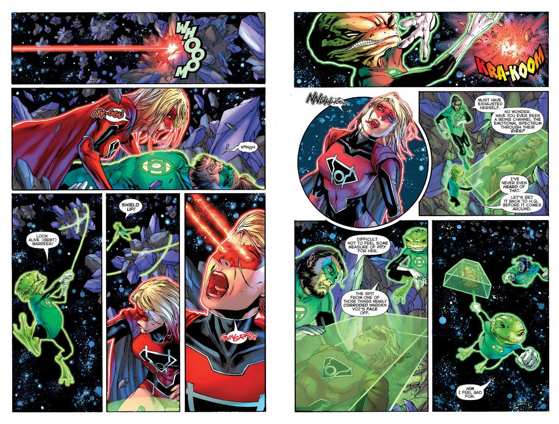 green lantern 28