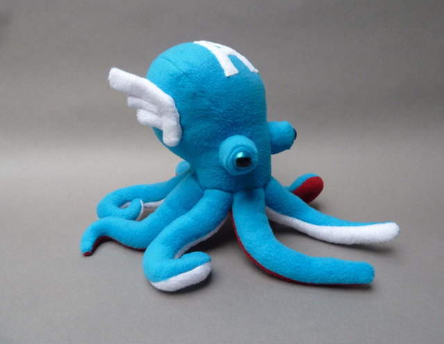 Captain America octopus 1