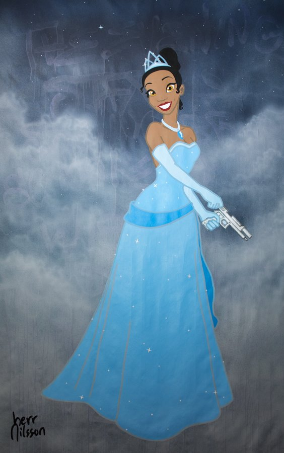 Disney Princess Herr Nilsson