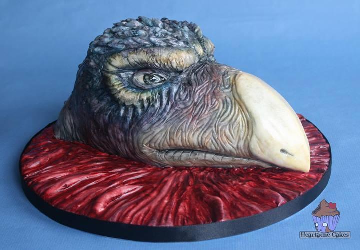 7 weird head cakes created by Heartache