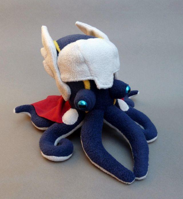 Thor octopus 2