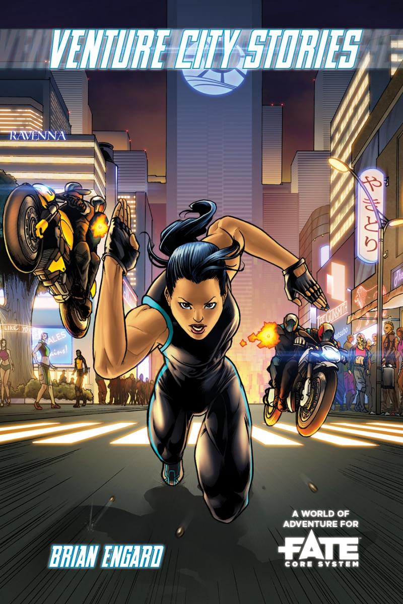 Venture City Stories on RPGNow