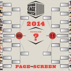 Who would win in a fight? Penguin Random House set up a Cage Match