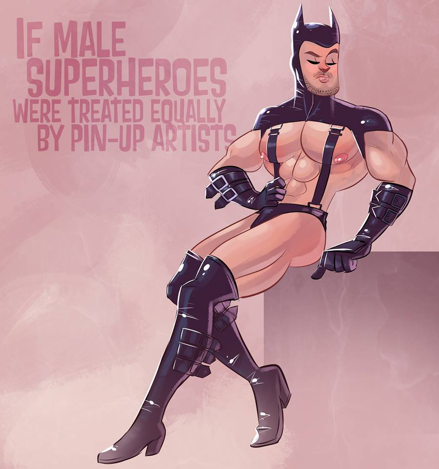 male-superheroes-flamebait