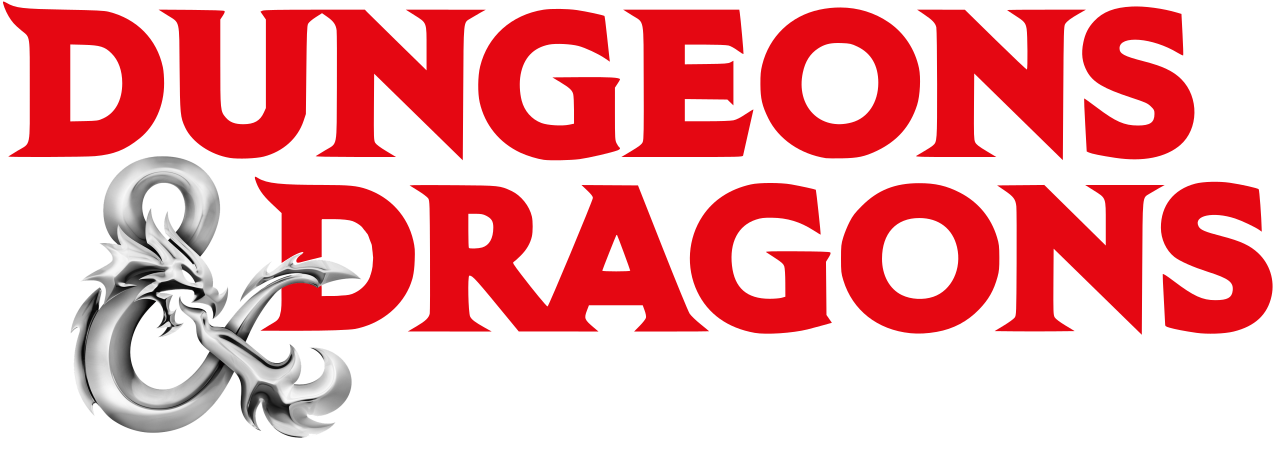 Image result for dungeons and dragons text png