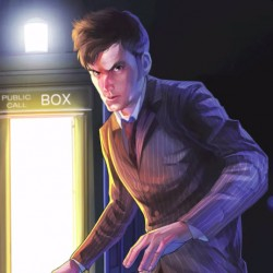 Doctor Who: Comic book trailers