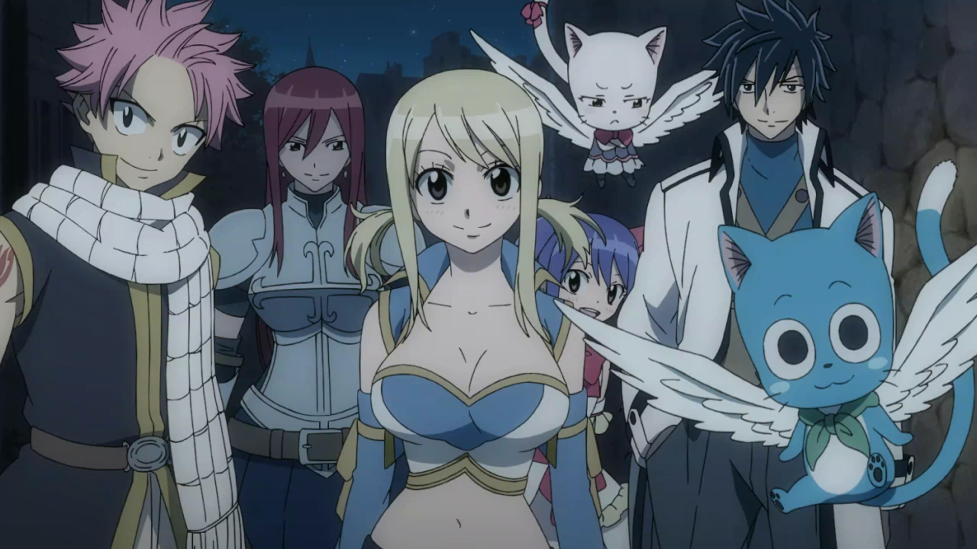 A Review Of Fairy Tail The Movie Phoenix Priestess