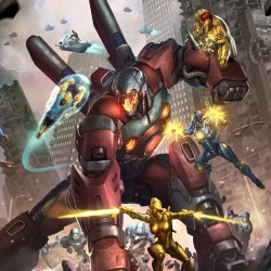 Superhero Week: The Mutants and Masterminds interview