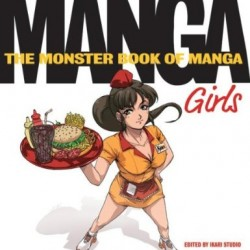 Competition: The Monster Book of Manga Girls