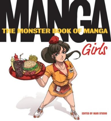 Monst Book of Manga Girls