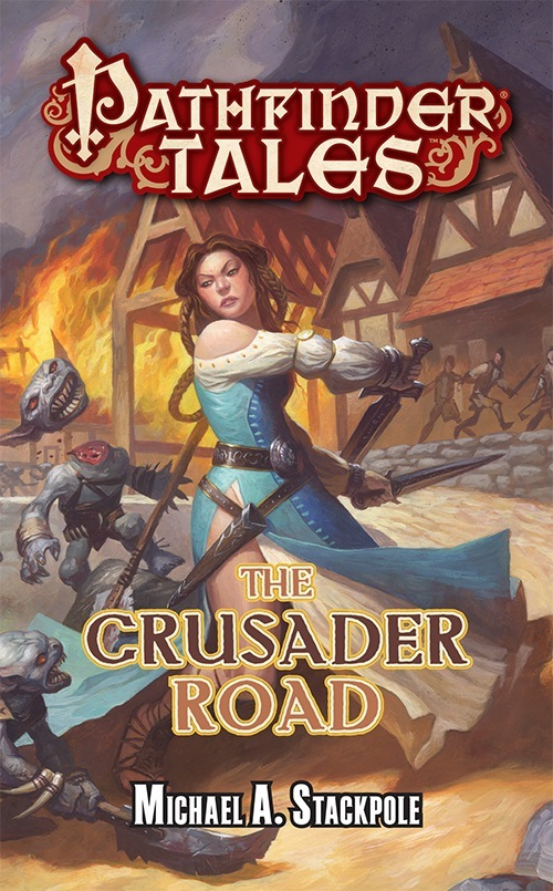 pathfinder - the crusader road