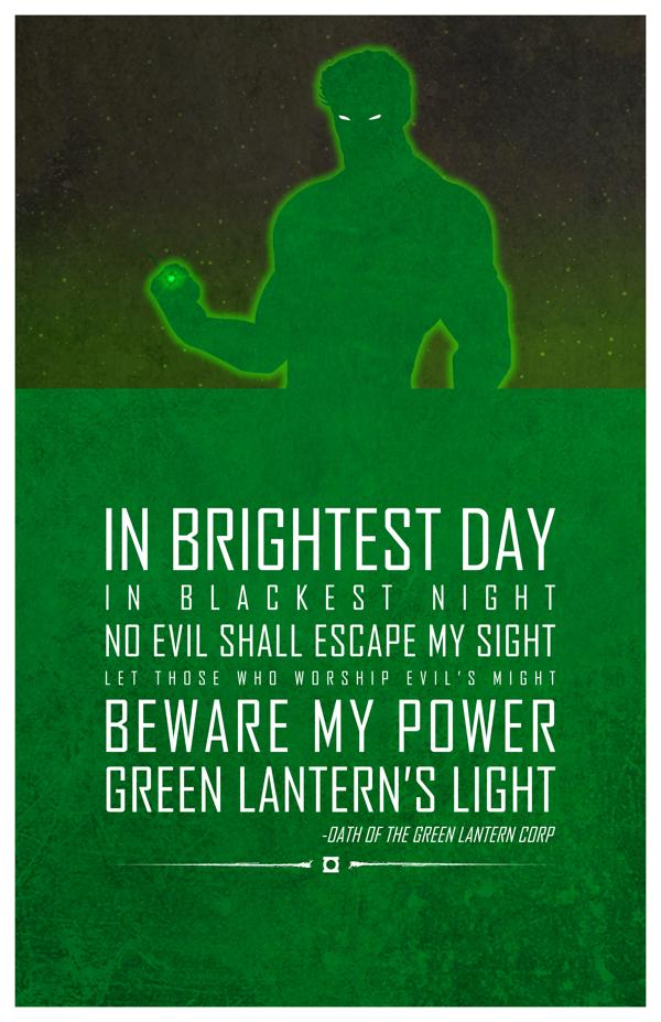 Adam Thompson - Green Lantern