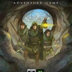 Cubicle 7 prepare for Lone Wolf adventure game Kickstarter