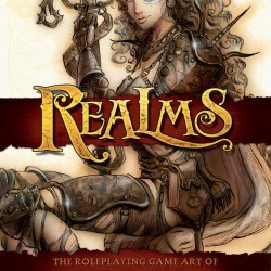 Brace for Realms: The Roleplaying Game Art of Tony DiTerlizzi