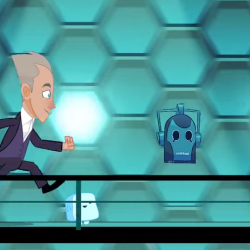 Proof of concept: The Animated Adventures of Doctor Who