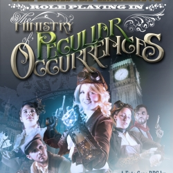 The Ministry of Peculiar Occurrences Review: A Peculiarly Amazing RPG