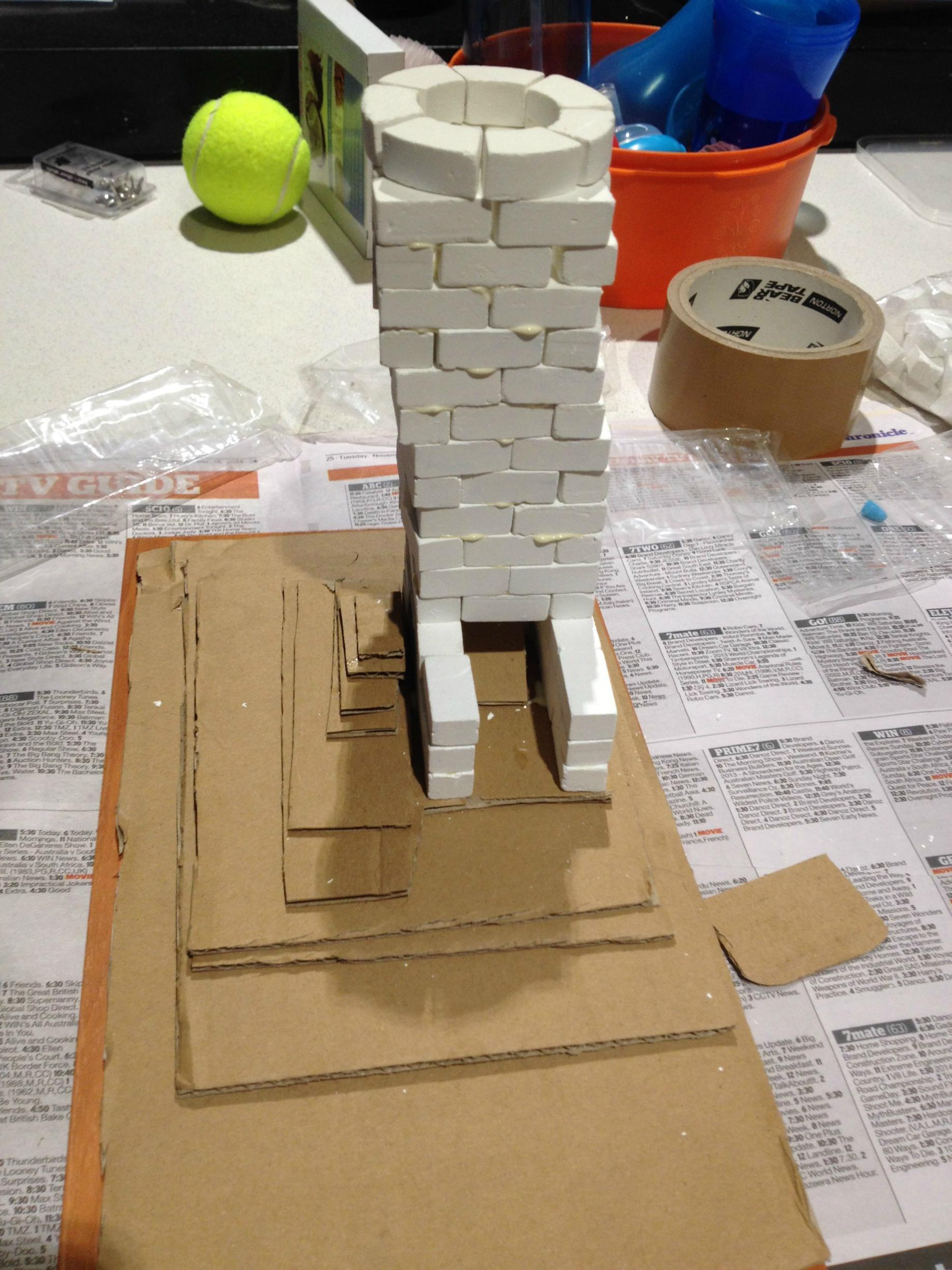 04 - The Tower