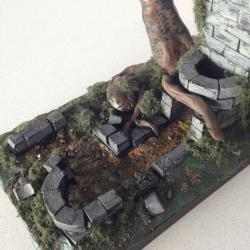 Gamer conjures Dice Tower from abandoned toy
