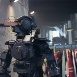 Neill Blomkamp's Chappie trailer is loaded with feels