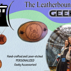 5 Costume Tips from The Leatherbound Geek