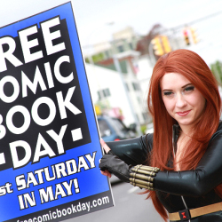 50 Free Comic Book Day 2015 titles announced