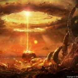 The gorgeous sci-fi art of Kenichiro Tomiyasu